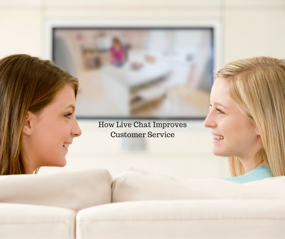 How Live Chat Improves Customer Service