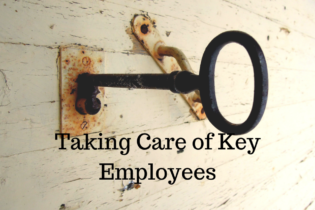 Taking care of key employees