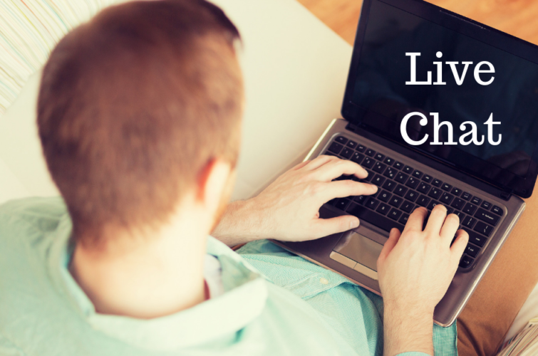 benefits of live chat